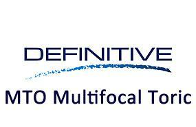 DEFINITIVE MTO Multifocal Toric