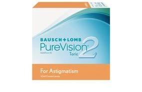 PureVision2 Toric For Astigmatism